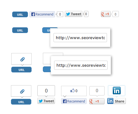 Wordpress Plugin: Copy URL Button