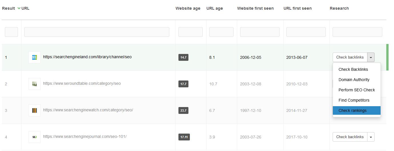 Domain Age Checker