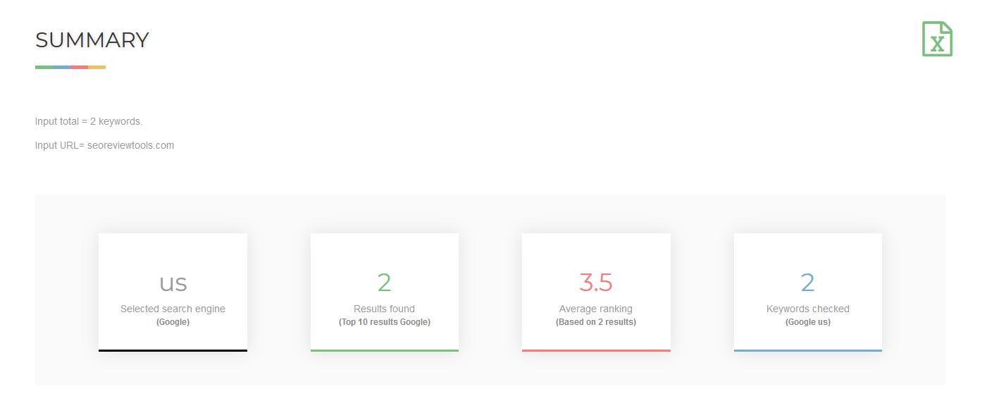 Google Rank Tracker