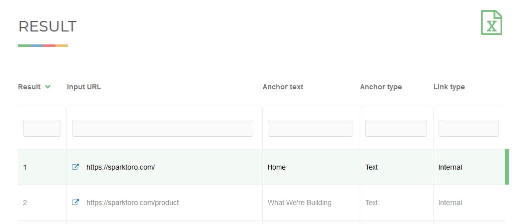 Internal Link Analyzer Tool - SEO Review Tools