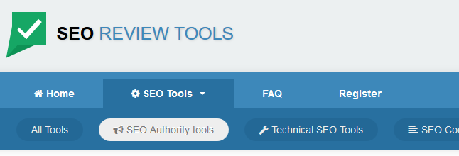 Technical SEO Tools - SEO Review / Audit