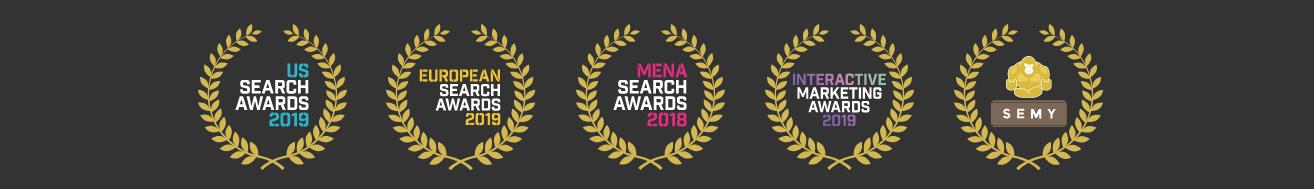 SEMrush awards