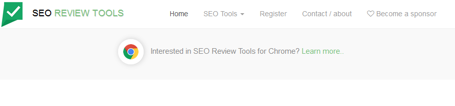 ➔ SEO Review Tools ②④+ Free SEO Tools - Making SEO accessible